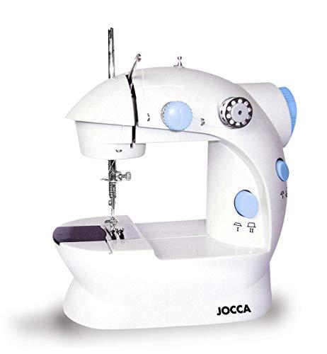 Máquina de coser Jocca - ¿Para qué más? - maquinadecoser.net